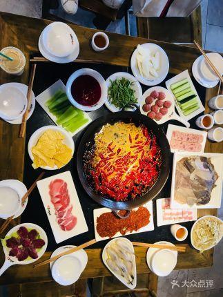 重庆还能在山水里吃火锅?不去体验一下就白来了!