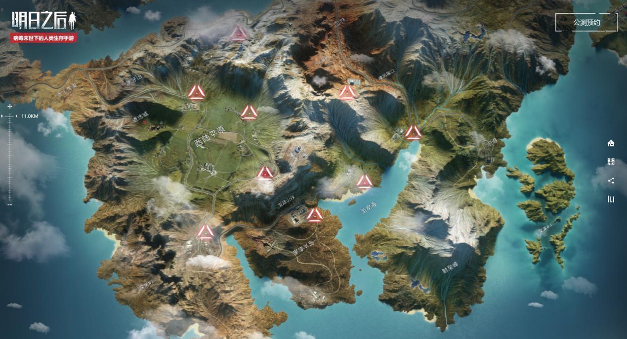 揭秘末日新世界,《明日之后》地图站全新上线图片