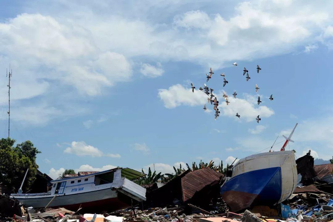 《第一现场 | 印尼震后十天民众仍屋外过夜 亲历者:那声音就像死神的狞笑  》