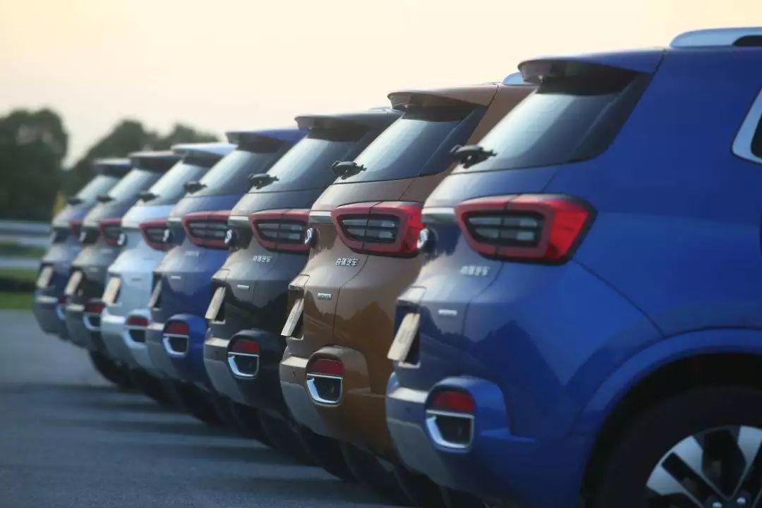 10万不到就能买自动挡这些SUV值得拥有