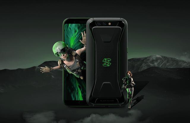 黑鲨手机拿下9月份手机性能榜冠军