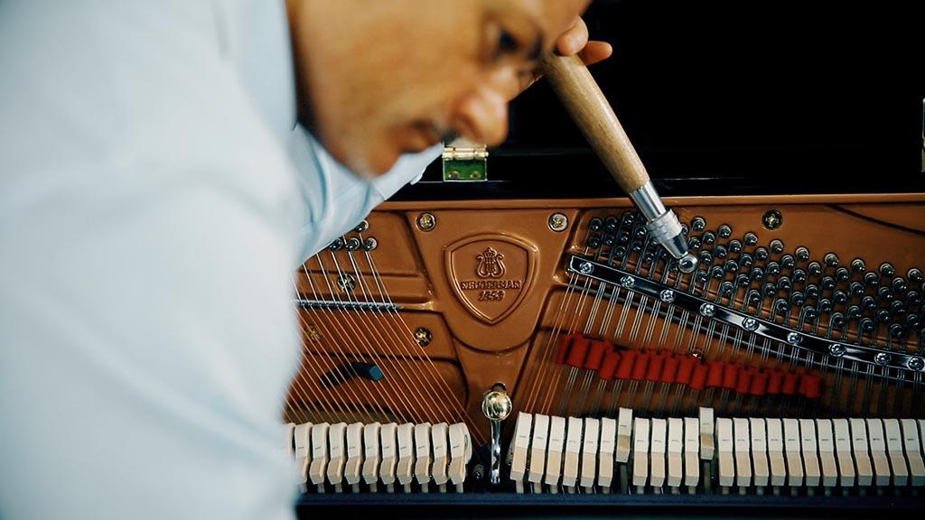 鋼琴調律的周期和方法 鋼琴保養