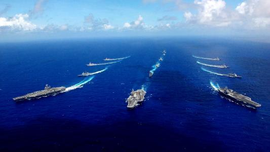 俄媒曝光世界军力榜 中国这次排第几?