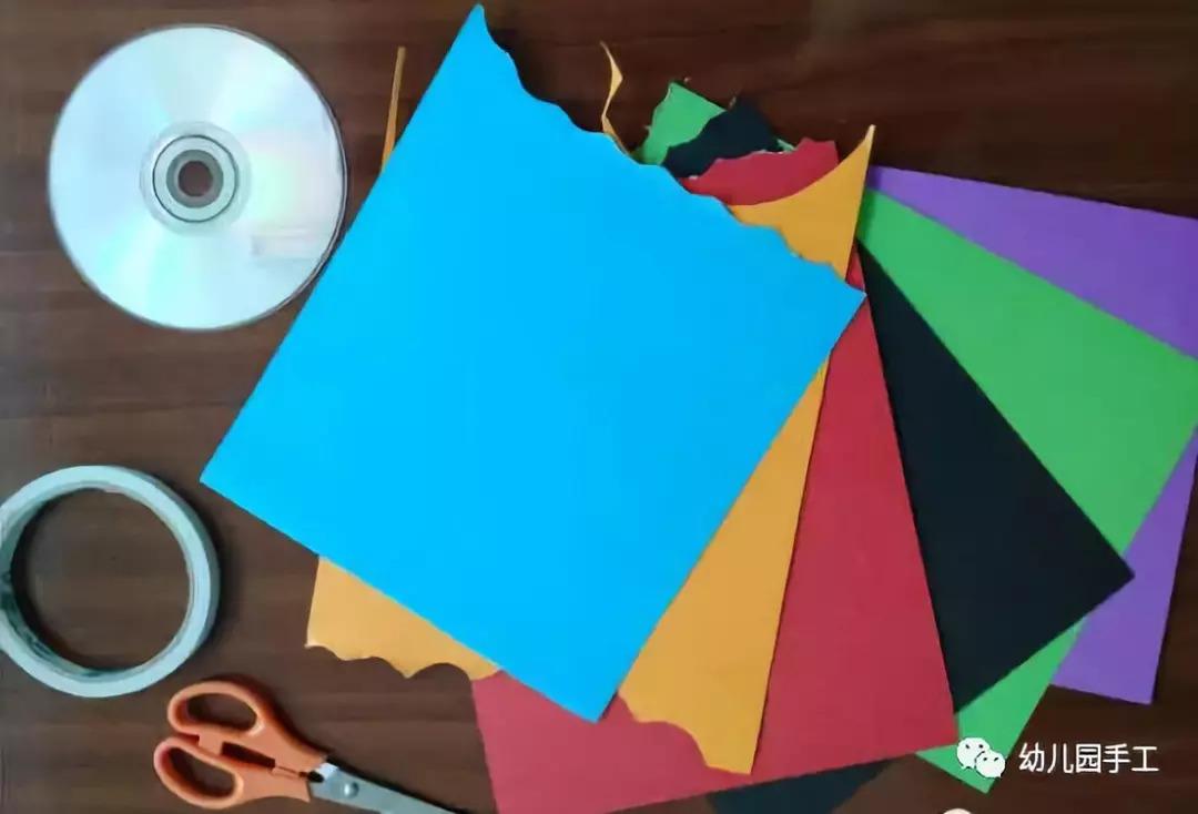 【小天使亲子团】亲子手工丨卡纸制作炫酷的立体鱼