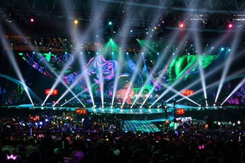 2018-2019湖南卫视跨年演唱会(时间 地点 门票)