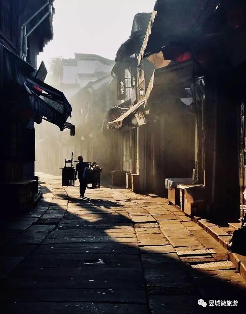屯溪老街,這座小城的獨家記憶
