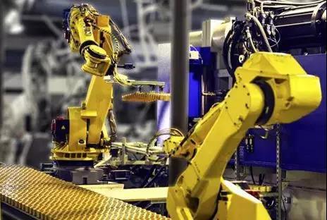 工业机器人的热度飙升 企业号称要释放万台以上的产量
