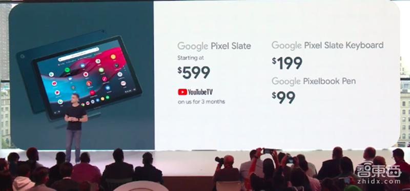 谷歌昨夜甩出5款硬件!带屏智能音箱来了,手机太失望   移动互联  第6张