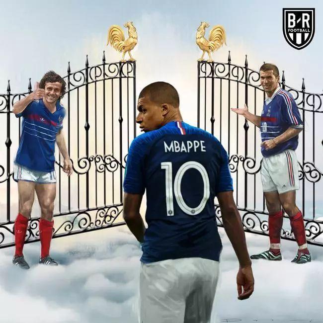 贝利之后第二人!世界杯见证新巨星 未来是他的