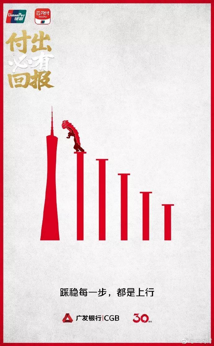 银行创意海报设计