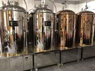 小型啤酒设备的日常养护