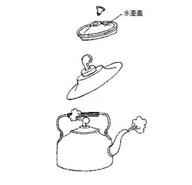 烧水的时候水壶发出口哨音,就代表水烧开了吗 什么原理