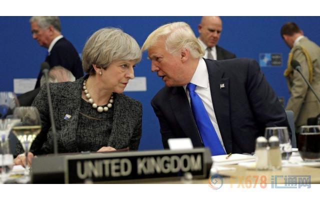 """英镑上演日内百点绝地反击,特朗普""""神补刀""""再坑美元"""