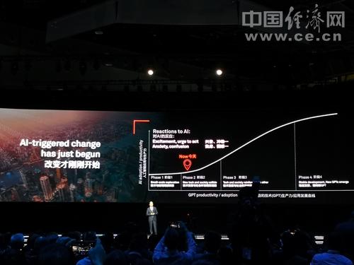 华为轮值董事长徐直军公布华为AI全战略 传闻AI芯片面世