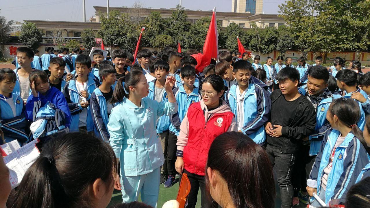 学生志愿者照片