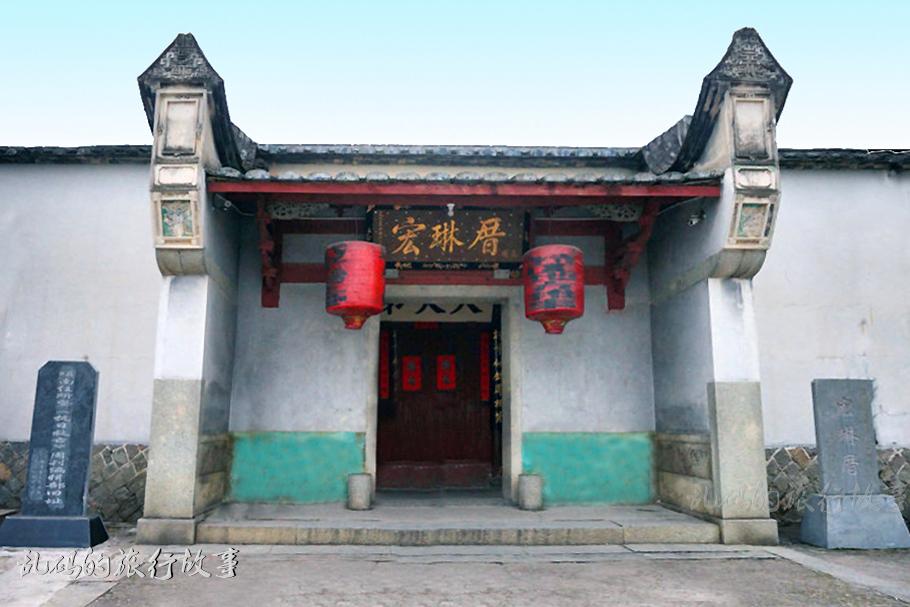 """中国最大单栋建筑古民居 被誉""""民间故宫""""200多年竟无人敢盗!"""