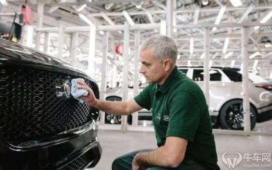 中国汽车市场低迷 捷豹路虎工厂暂停产