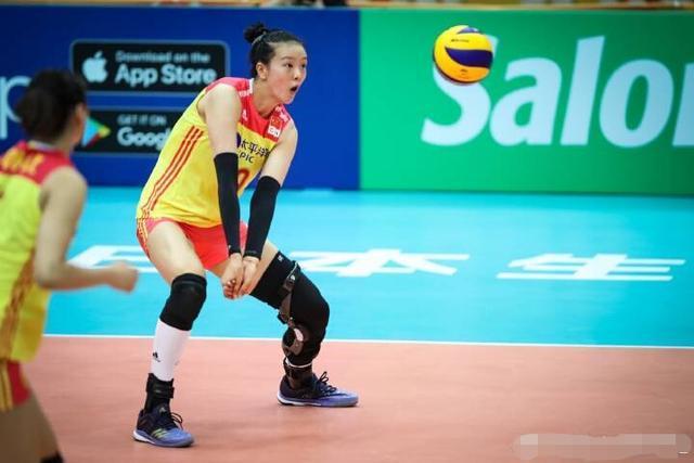 中国女排世锦赛后程发力暴露野心!明天打俄罗斯继续赢