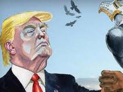 看看特朗普这招有多损:企图打造针对中国