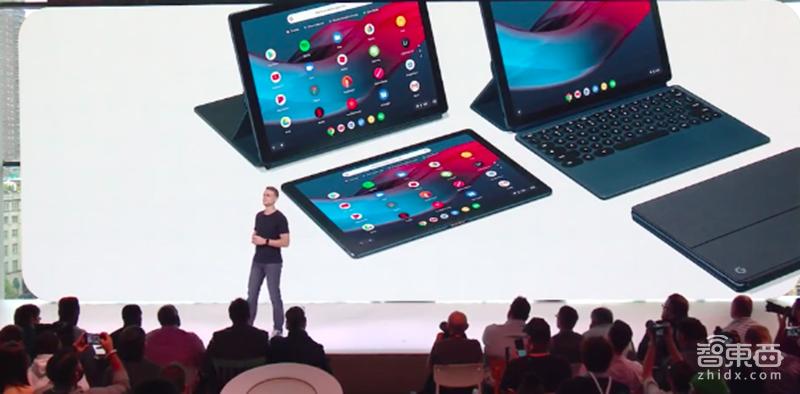 谷歌昨夜甩出5款硬件!带屏智能音箱来了,手机太失望   移动互联  第5张