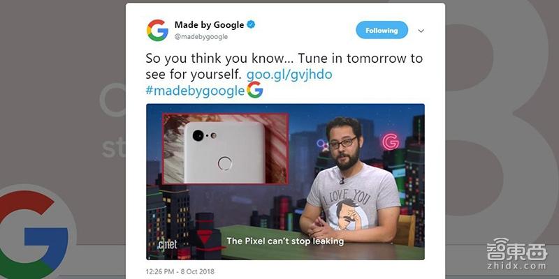 谷歌昨夜甩出5款硬件!带屏智能音箱来了,手机太失望