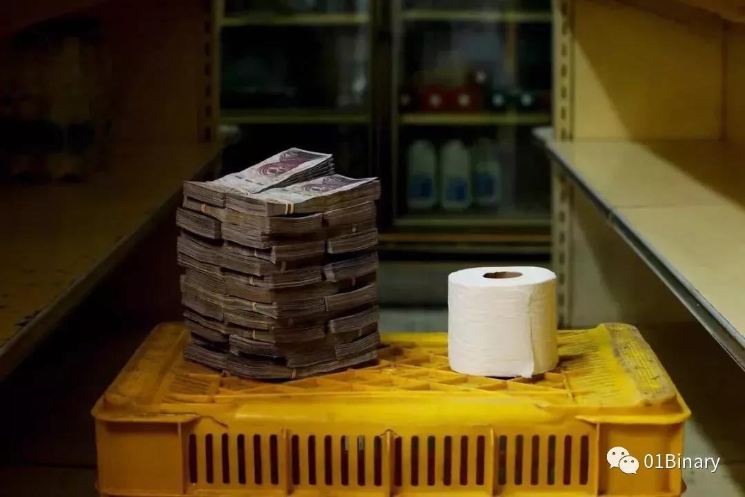 石油币,委内瑞拉的最后一根稻草?