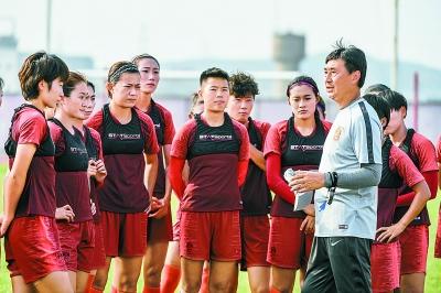 贾秀全:执教女足是责任和义务中日差距仍不小