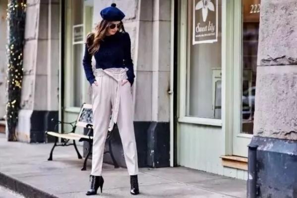 女生秋天穿什么裤子好看?秋冬这3件裤子可以让你美翻天