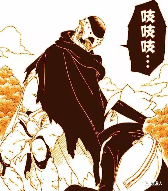 火影忍者博人传:一个霸道的组织,强大到能够消灭大筒木一族的人