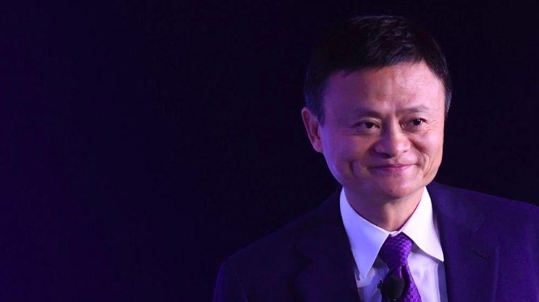 """阿里巴巴股价变自由落体,马云称最终美国会""""损失更多""""   网络推广  第8张"""