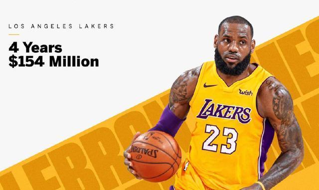 本世纪NBA最重大的四次签约!詹姆斯参与了3次,还有一次是谁?