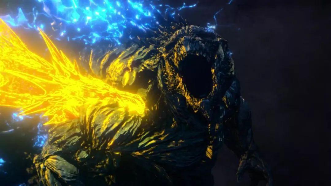 剧场版《哥斯拉:噬星者》预告 基多拉vs哥斯拉