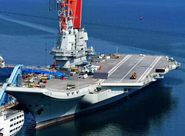 俄向中国采购航母和054a护卫舰?或许想错了,中国未必肯这么干