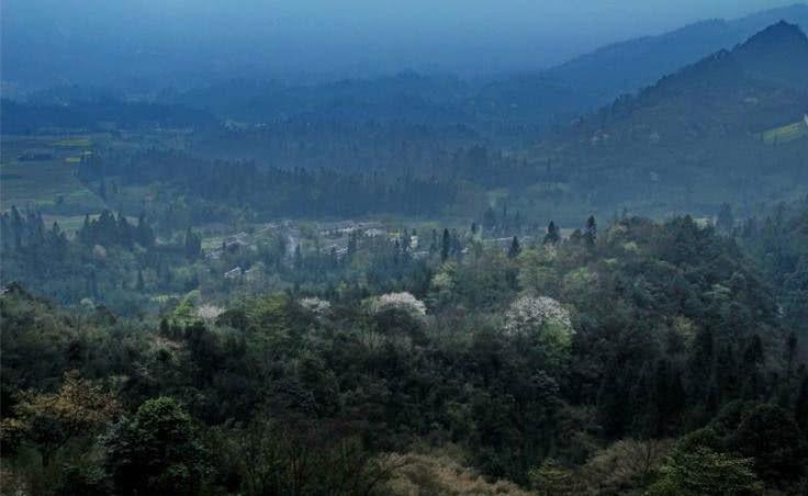 四川這個古村一步一個坑,村中遍布上萬天坑,天黑一定不能出門