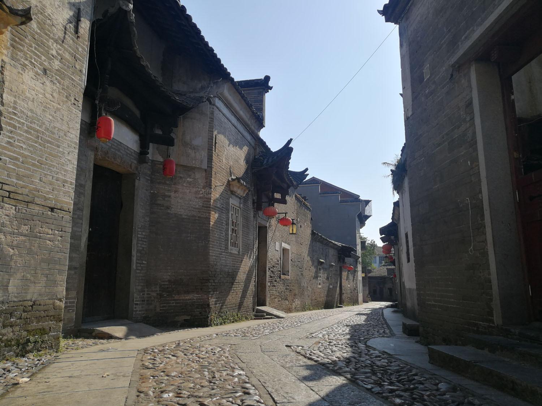 贛州古城里的這條宋代古巷,長不足500米,名字有趣,古建筑多樣