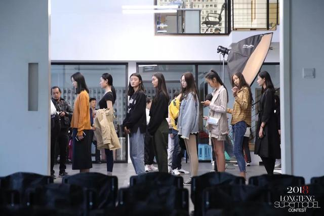 2018龙腾精英超级模特大赛超模集训营day1 × 精彩全程