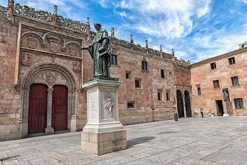 【西班牙留学】请你细听,这属于萨拉曼卡大学的八百年