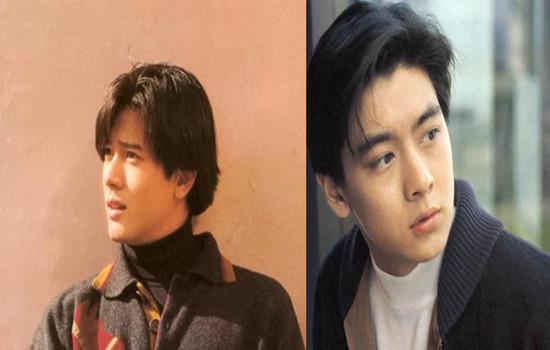 郭富城年轻时真帅_年轻时的郭富城是真美男子,但真爱却在41岁到来,令人唏嘘。_香港