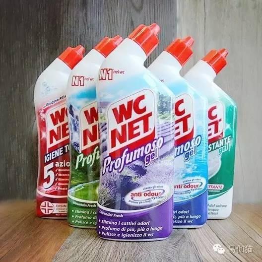 用了这款意大利马桶清洁剂,不仅马桶超洁净,整个卫生间都是香的