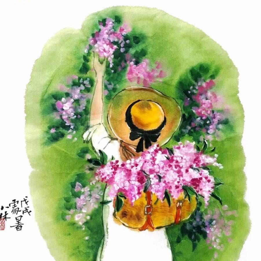 我爱你中国·新疆靓了 精河夜景有多美?这些网友有话说……
