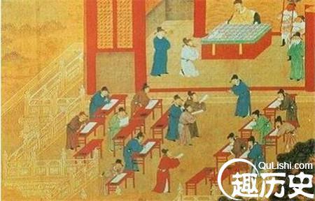 宋朝趣闻:皇子偷偷参加科举考试竟得了状元