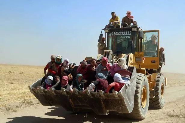 伊拉克有多少人口_伊拉克战争