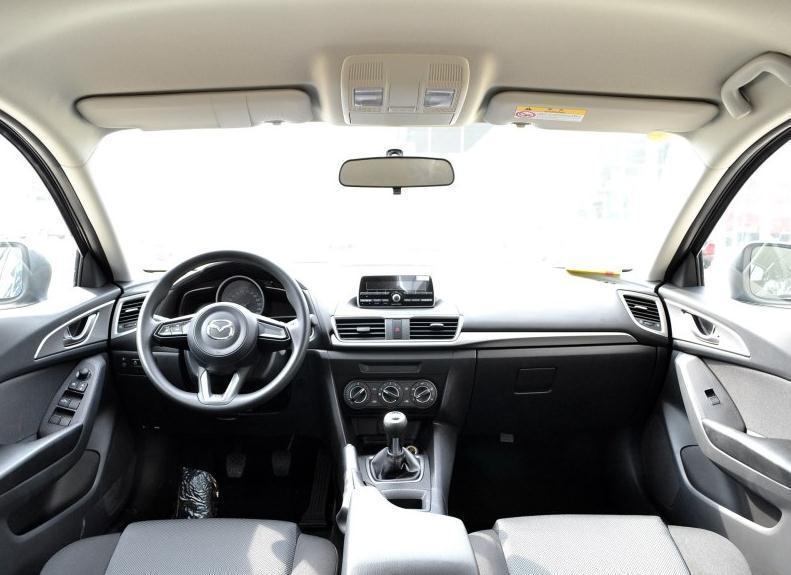 车长接近4.6米,操控媲美宝马,马自达这款轿车优惠后仅需10万