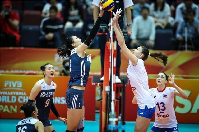 自信!中国女排用实力拿到六强门票尊重规则拒绝放水俄罗斯