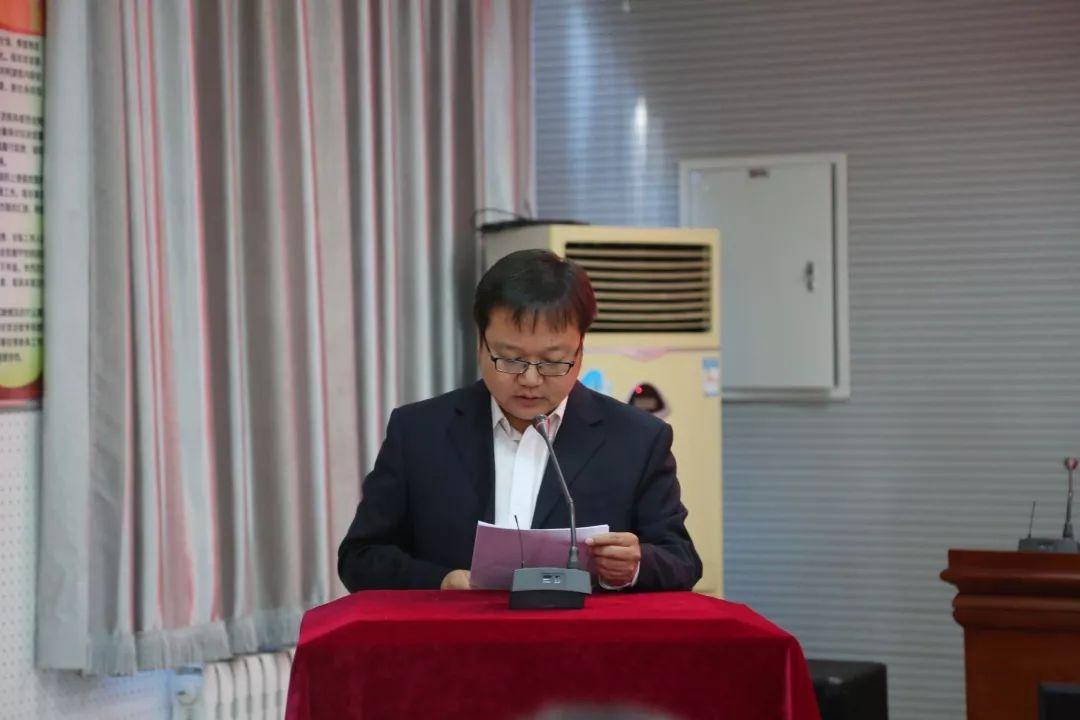 (2)蔡宁同志作怀柔区九渡河镇人民政府关于2018年上半年财政预算执行