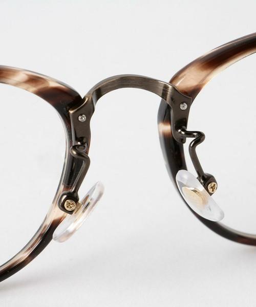 高档手工眼镜铆钉结构眼镜介绍以及铆钉结构的修理维修