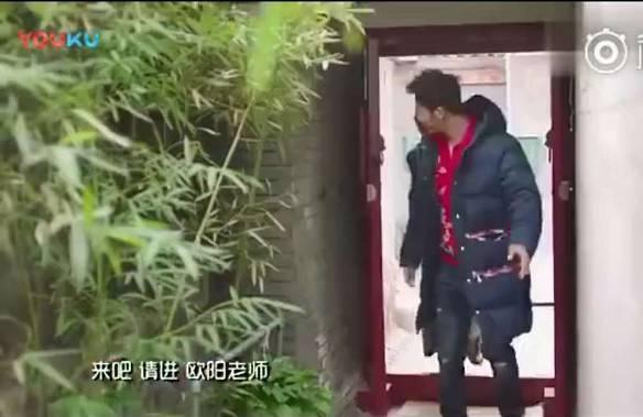 李晨四合院曝光 装得古色古香 网友:他是真有钱!