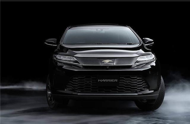 丰田大爆发新车换标堪比保时捷7座配四驱仅17万奇骏慌了