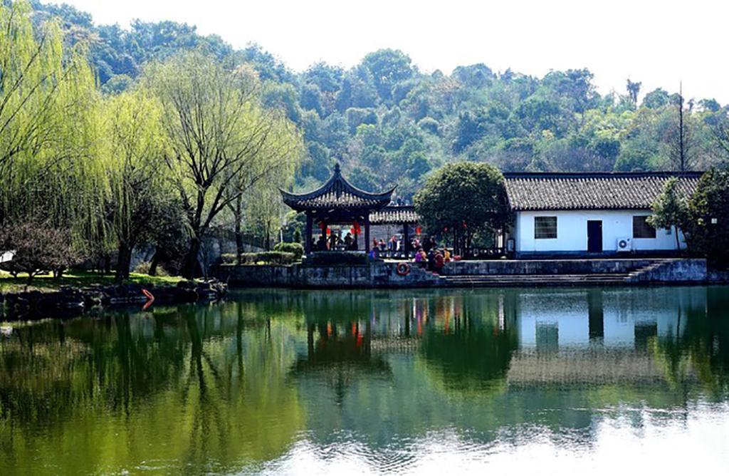 武汉旅游景点攻略,东湖生态旅游风景区,一年四季不停变化的美
