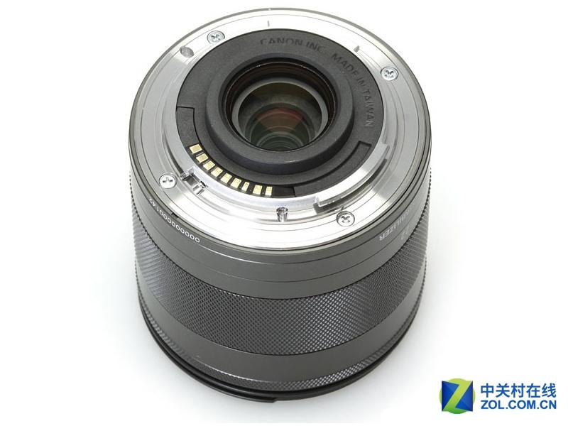 佳能微单广角镜头 EF 11 22mm f4 5.6 IS